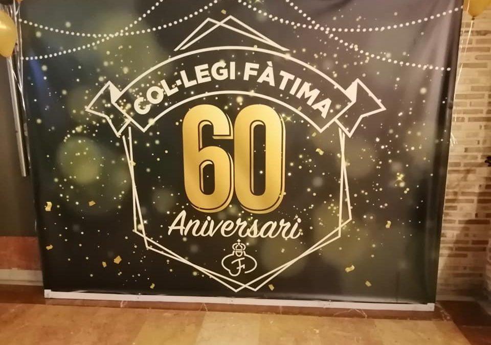 60é Aniversari del Col. Ntra. Sra. de Fàtima (Sueca)