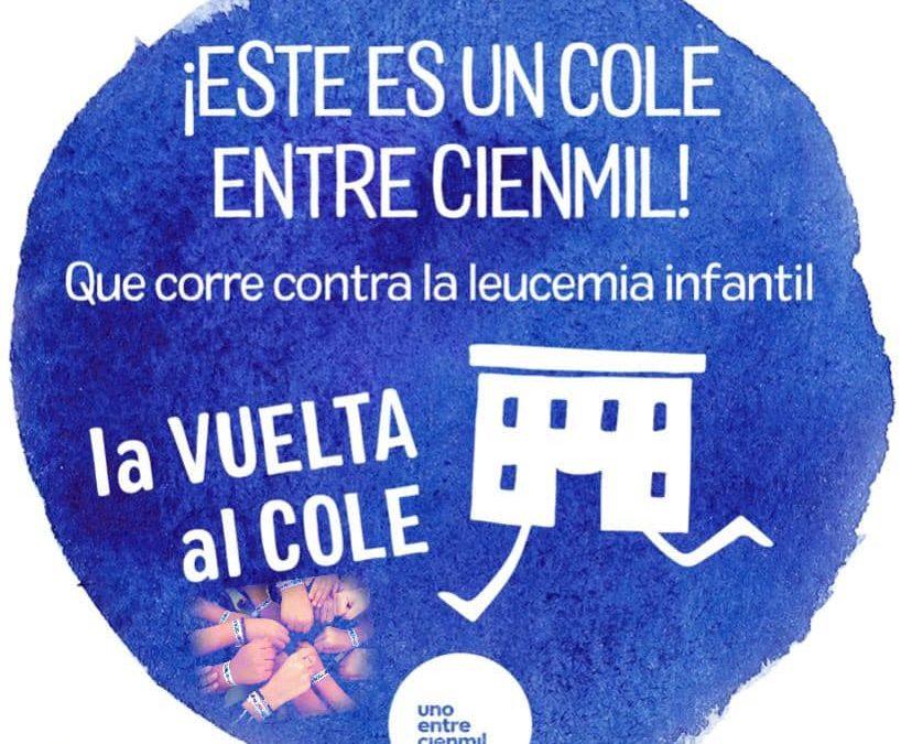 ÈXIT ROTUND A LA 6a VOLTA AL COL·LE PER A RECAPTAR FONS CONTRA LA LEUCÈMIA INFANTIL. GRÀCIES!!!