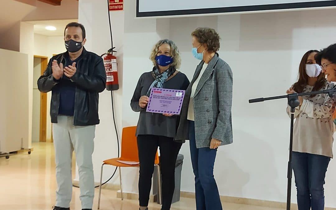 1r Premi als murals per la igualtat 2020
