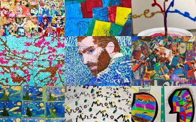 «Arts & Craft» a primària