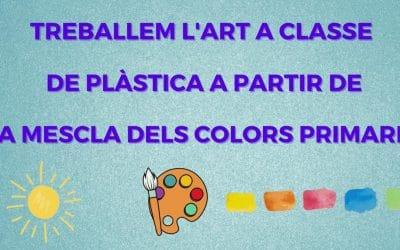 Mescla de colors  🎨