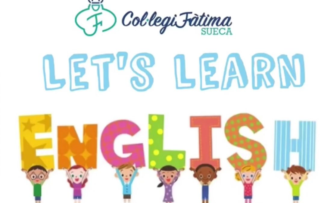 Anglés en educació infantil 🌟